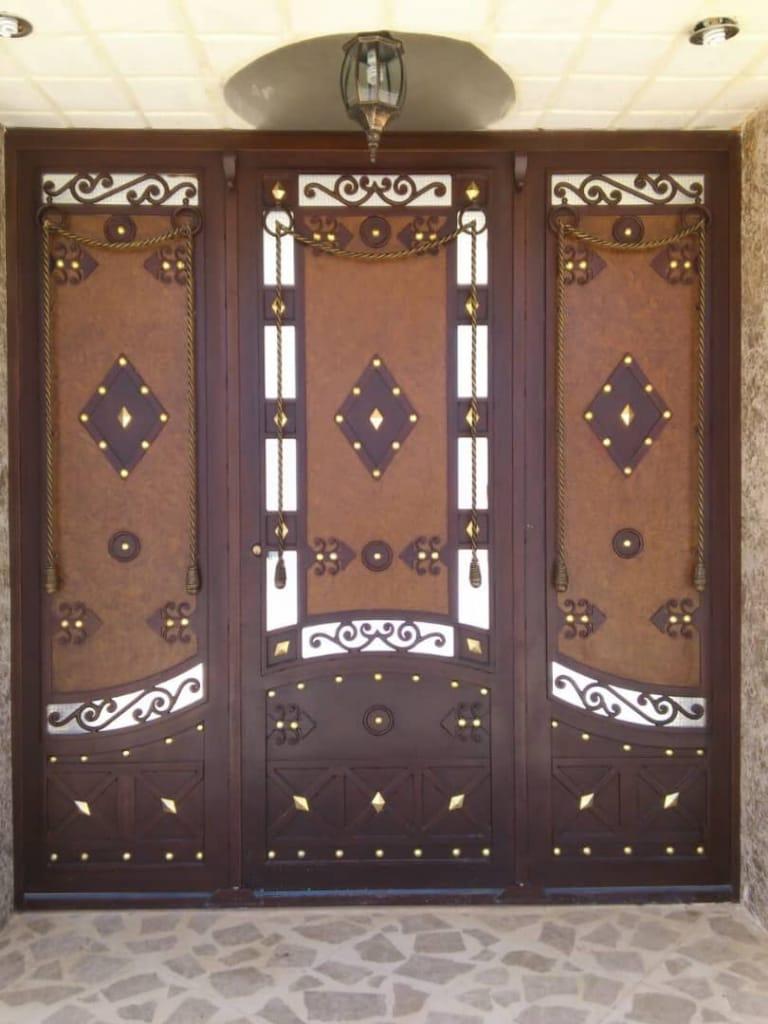 demir ferforje kapı imalatı
